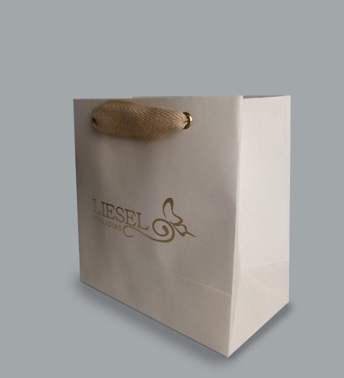 sacola de papel para lojas